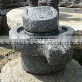 Hot sale stable supply granite millstone