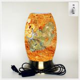 Creative lamp, decorative table lamp, LED desk lamp, South African culture series table lamp (Dzaf015)