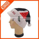 2016 New design Xmas Decoration Santa Christmas hat