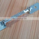 Sheet metal customized furniture hardware stainless steel fold table heavy shaft construction hinge