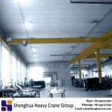 Single beam electric hoist overhead bridge crane 16 ton