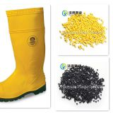 Wear reaiatance PVC granules/pallets/grain for rain boots