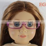 Plastic Rim EYE GLASSES made for 18 inch American Girl Dolls