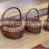 factory price low price fruit basket wicker basket                                                                                                         Supplier's Choice