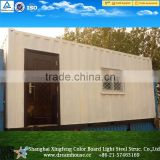 China manufacturer modular container homes/Luxury Container House/Kit Modular House