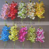real touch artificial flower Tianjin Cymbidium                                                                         Quality Choice