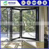 interior glass doors with tempered glass / toughened glass or r tempered laminated glass with CE and CCC