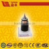 High Quality Low Voltage 0.6/1kV Sigle Cores XLPE Insulated PVC Sheathed Armoured Power Cable