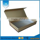 Custom magnet closure decorative cardboard boxes with lid printing                                                                         Quality Choice