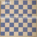 300x300mm 12x12 white and blue floor and wall tile