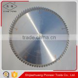 Wood processing carbide tips circular saw blade for wood cut off on woodworking machines