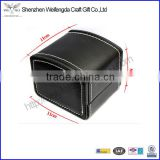 custom black watch gift case high quality jewelry packaging box