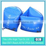 Hot Design Promotion inflatable arm bands with logo printed