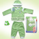 2016 Care Bears baby gift set suit Care Bears baby clothes ( Care Bears authorized production)