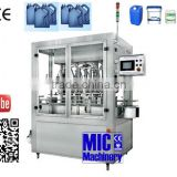 Micmachinery good after sale service filling machine for liquid bottle capping machine bottle pack machine
