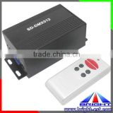 SD Card DMX Controller, Remote control DMX LED Controller, SD Card and Remote control Controller