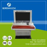 wireless fire alarm system fire alarm receiving center alarm control panel with LCD display