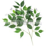 artificial leaves, artificial ficus spray,artifical foliage, artificial fire retardant spray