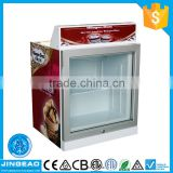 2016 Good quality products factory direct sale custom ice cream fridge compressor refrigerator