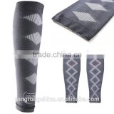 Wholesale Black Knitted And Jacquard Sport Protective Cool Arms Sleeves