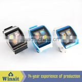 "Bluetooth handsfree watch 1.5"" touch screen bluetooth fashion watch mobile phone WT-50"