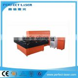 Perfect Laser PEC-1208 die board laser cutting machine to make wood dies for carton die cutting plate manufacturing