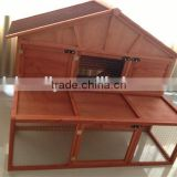 BSCI factory nature wooden chicken coop,chicken house,chicken cage