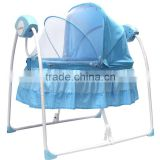 newest automatic baby electric swing bed