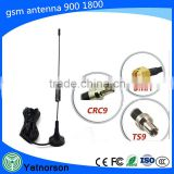 1090MHz gsm indoor outdoor antenna for car tracking with SMA/TS9/CRC9 connector