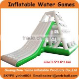 0.9mmPVC tarpaulin Inflatable climbing water slide game                                                                         Quality Choice                                                     Most Popular