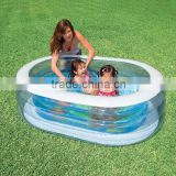 portable foldable transparent inflatable baby swimming water pool