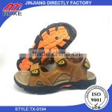 Summer sandal safety footwear steel toe shoes safety sandals