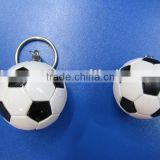 promotion football key chain