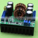 DC DC Boost Converter 8-60V to 12-80V 20A 1200W Step up car laptop solar battery power supply