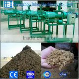 Dairy Farming Used Animal Dung Processing Machine dehydrator
