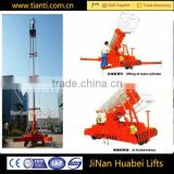 Factory Price tilting hydraulic elevator telescopic cylinder table lift                                                                         Quality Choice
