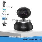 indoor HD P2P IP pan/tilt Camera with Wifi Night Vision for home use new baby monitor