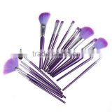 Pro 16Pcs Makeup Brushes Sets Fiber Hair Beauty DIY Tools Professional Face Eyes Blush Cosmetic Brush Kit For Women                                                                         Quality Choice