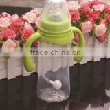 2016 hot best manufacture eco-friendly BPA free wide neck pp baby feeding bottle wholesale newborn baby Feeding bottle