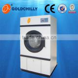 Big capacity 15-100 kg Commercial/ Industrial laundry tumble dryer/ drying machine for sale