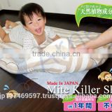 household item baby product mite killer bed sheet fabric made with natural harbs avoid from gathering mite 76190
