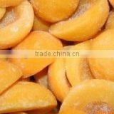 IQF Peach half with high quality for sale
