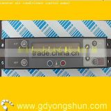 LC20M01013P1 kobelco excavator air conditioner control panel for SK200-6