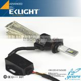 Smart System Factory Supply Approved Fanless H1 H4 H7 H11 H13 9005 9007 auto led headlight / Automobile LED Headlight