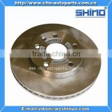 Chery auto parts for Tiggo T11 Front brake disc (OEM:T11-3501075)