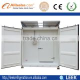 BTR series solar power refrigeration container cold storage