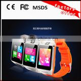 China alibaba 2014 new wrist watch waterproof,fashion sport bluetooth multiple color smart watch for Iphone and android phone