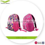 New Design Polyester Baby Diaper Backpack Mommy bag