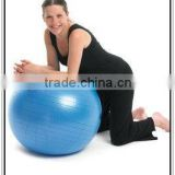 anti-burst gym ball/fitness ball/eco fitness ball with CE&FDA (factory direct)