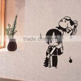 New Hoozuki no Reitetsu Anime Wall Decal Japanese Waterproof Vinyl Multifunction Decorative Sticker OSK034